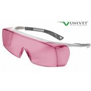Sur-lunettes pour assistants ou visiteurs 5X7